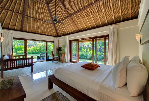 Samadhana - Guest house bedroom 1