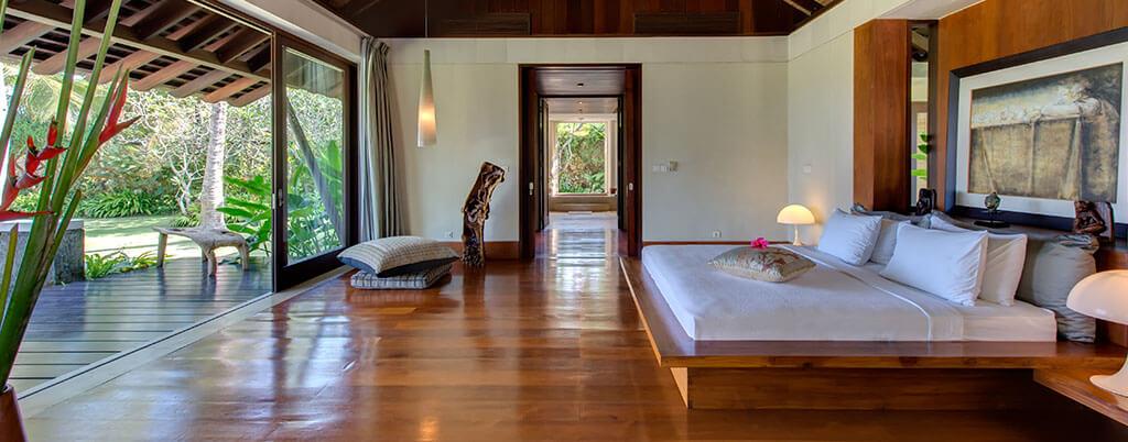 Samadhana - Master bedroom